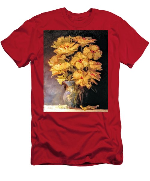 Mother's Favorite Vase Men's T-Shirt (Athletic Fit)