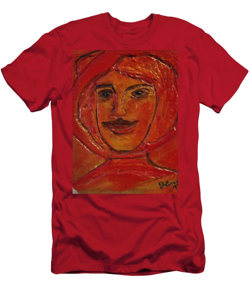 Moustached Prince Men's T-Shirt (Athletic Fit)
