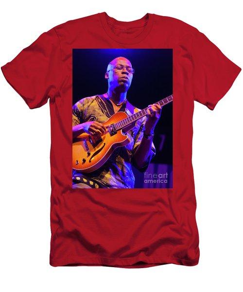 Music_d6368 Men's T-Shirt (Athletic Fit)