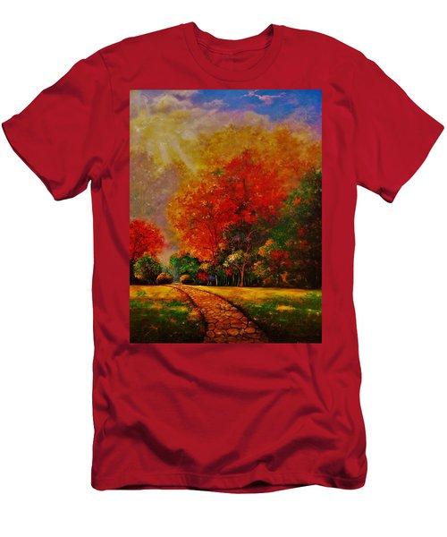 My Favorite Park Men's T-Shirt (Athletic Fit)