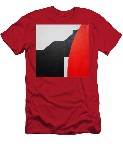 Mysterious Doorway Men's T-Shirt (Athletic Fit)