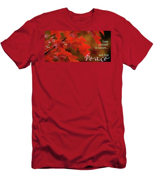 Nature202 Men's T-Shirt (Slim Fit) by David Norman