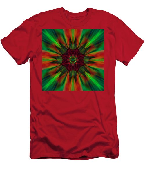 New Life Ablaze Men's T-Shirt (Athletic Fit)