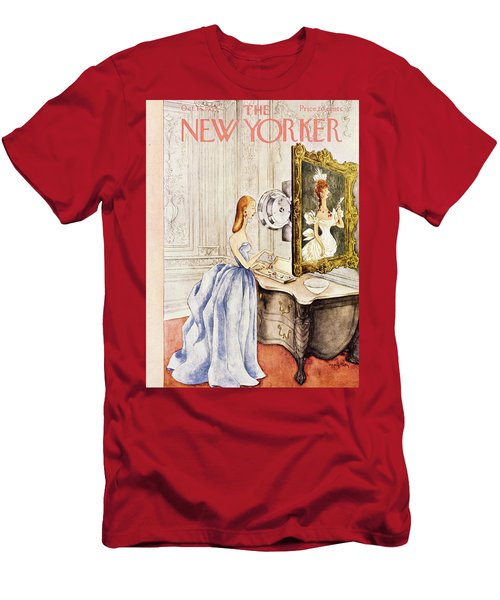 New Yorker October 16 1954 Men's T-Shirt (Athletic Fit)