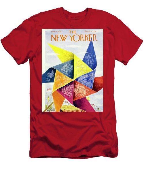 New Yorker September 3 1949 Men's T-Shirt (Athletic Fit)