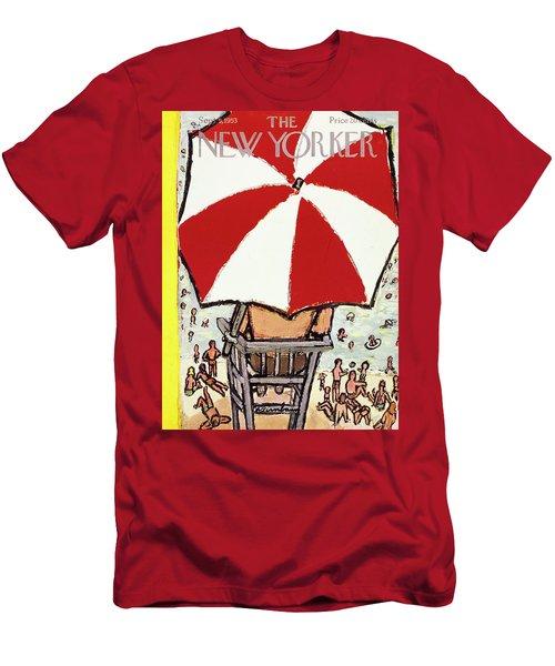 New Yorker September 5 1953 Men's T-Shirt (Athletic Fit)
