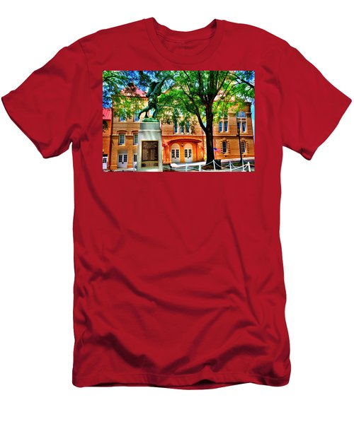 Newberry Opera House Men's T-Shirt (Athletic Fit)