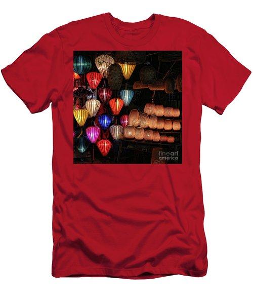 Nightlanterns Hoi An  Men's T-Shirt (Athletic Fit)