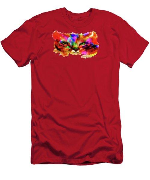 No More Mr. Nice Guy Men's T-Shirt (Slim Fit) by Rafael Salazar