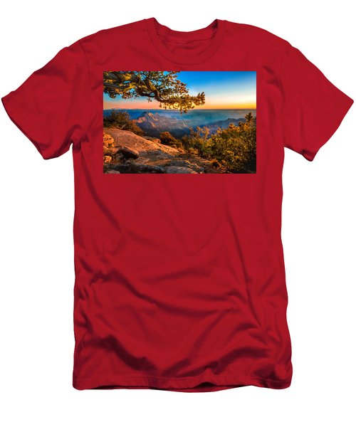 North Branch Men's T-Shirt (Athletic Fit)