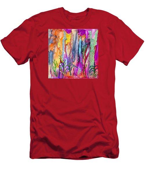Ocean Floor Men's T-Shirt (Athletic Fit)