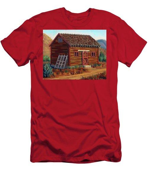 Old Cabin Men's T-Shirt (Athletic Fit)