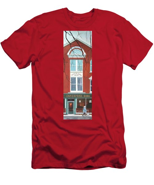 Old City Hall Men's T-Shirt (Athletic Fit)