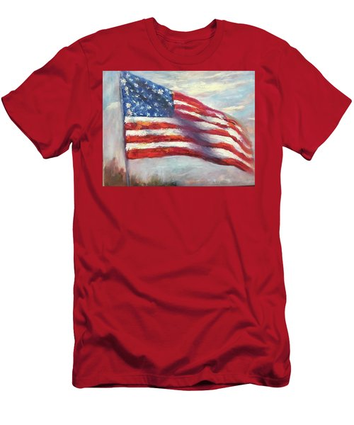 Old Glory Vi Men's T-Shirt (Athletic Fit)