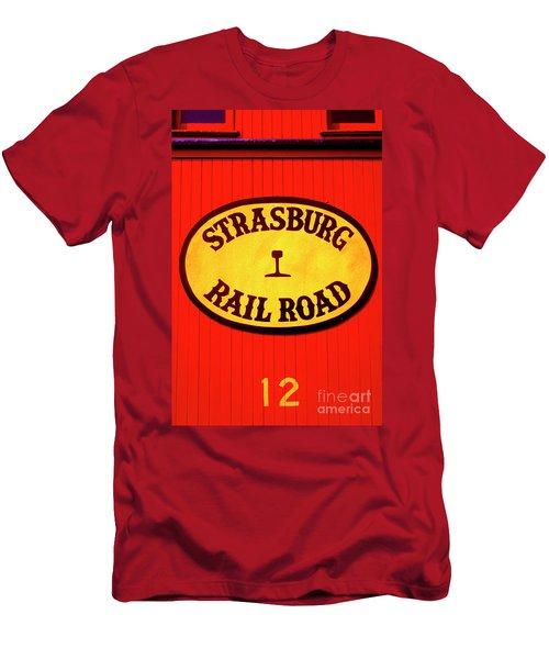Old Number 12 Men's T-Shirt (Athletic Fit)