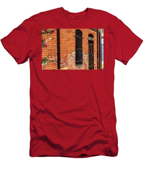 Old Town Jail Men's T-Shirt (Athletic Fit)