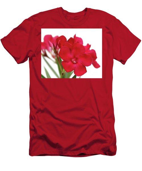 Oleander Emile Sahut 1 Men's T-Shirt (Athletic Fit)