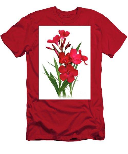 Oleander Emile Sahut 2 Men's T-Shirt (Athletic Fit)