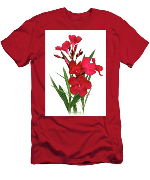 Oleander Emile Sahut 2 Men's T-Shirt (Athletic Fit)