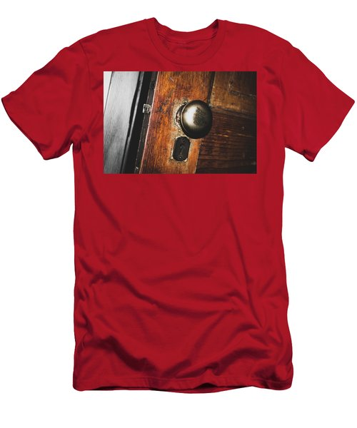 Open To The Past Men's T-Shirt (Athletic Fit)
