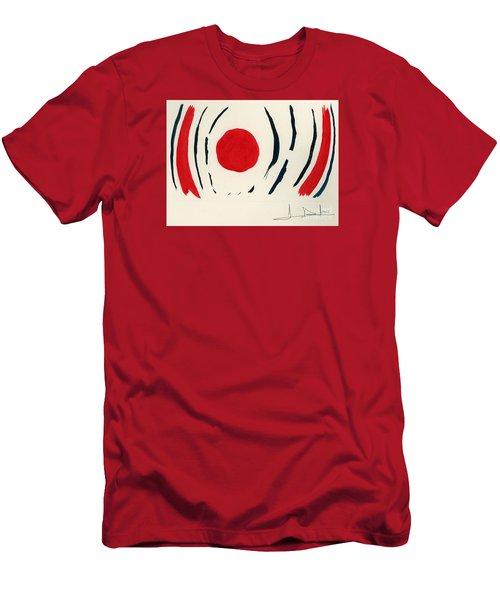 Oriental Sun Men's T-Shirt (Athletic Fit)