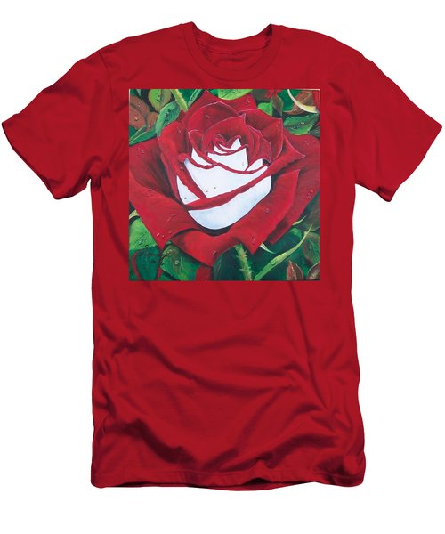 Osiria Rose Men's T-Shirt (Athletic Fit)