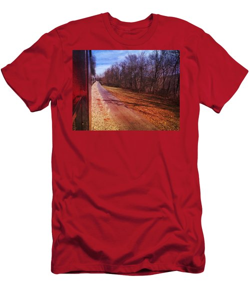 Out The Window Men's T-Shirt (Athletic Fit)