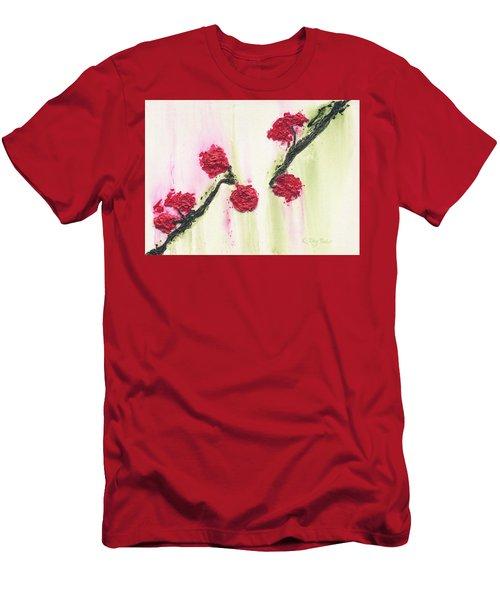 S R R Seeks Same Men's T-Shirt (Athletic Fit)