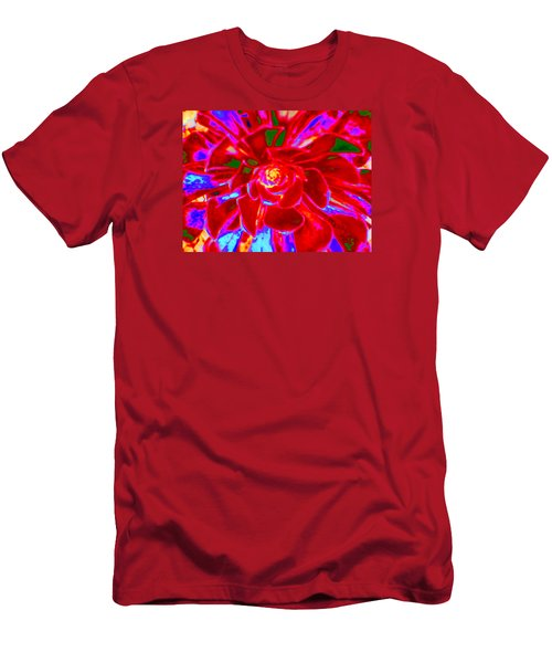 Carnival Colors Men's T-Shirt (Athletic Fit)