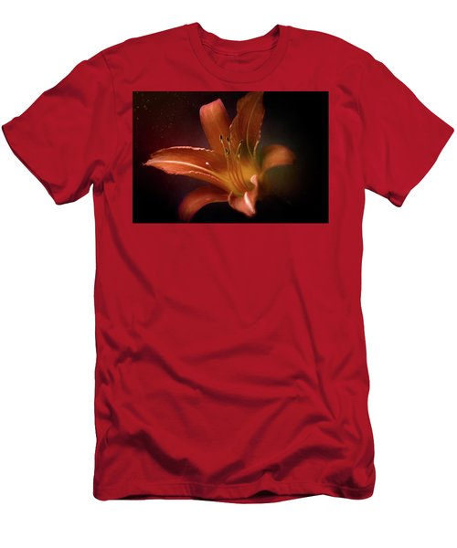 Painted Lily Men's T-Shirt (Athletic Fit)