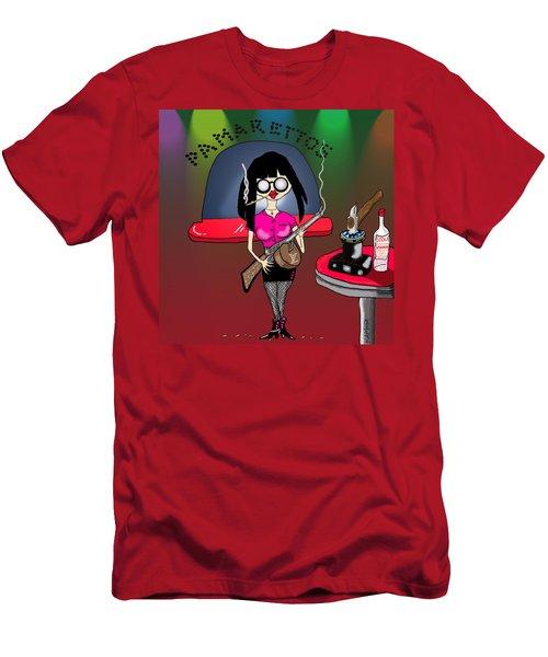 Pam-pam La Rue Men's T-Shirt (Athletic Fit)
