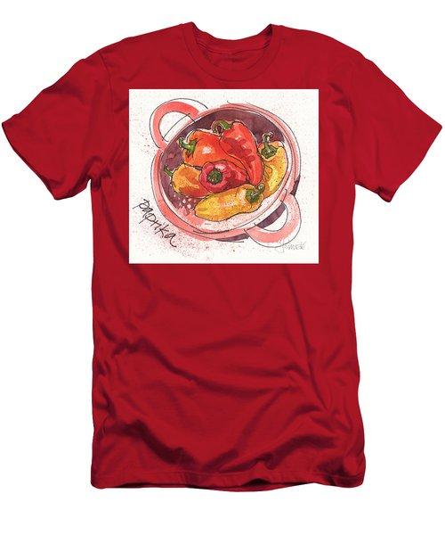 Paprika Men's T-Shirt (Athletic Fit)