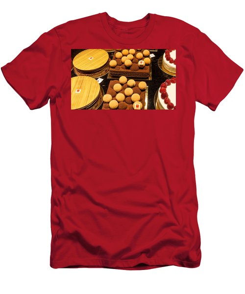 Pastry And Cakes In Lyon Men's T-Shirt (Athletic Fit)