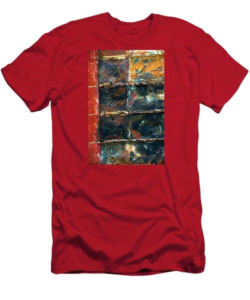 Patchworks 4 Men's T-Shirt (Athletic Fit)