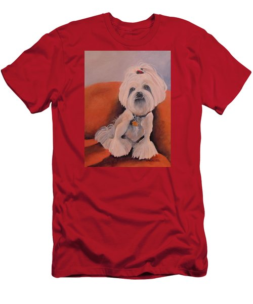 Peaches 'n Cream Men's T-Shirt (Athletic Fit)
