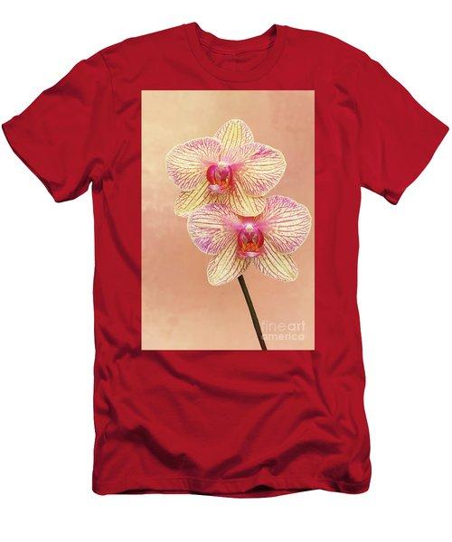 Phalaenopsis Moth Orchids #2 V2 Men's T-Shirt (Athletic Fit)