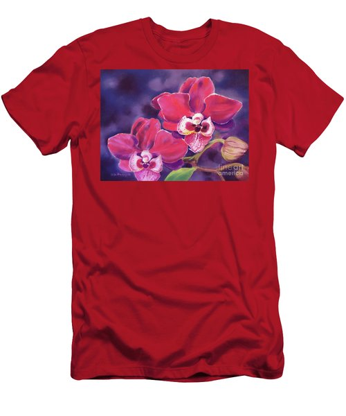 Phalaenopsis Orchid Men's T-Shirt (Athletic Fit)