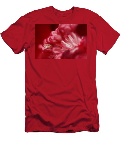Pink Delight Men's T-Shirt (Athletic Fit)