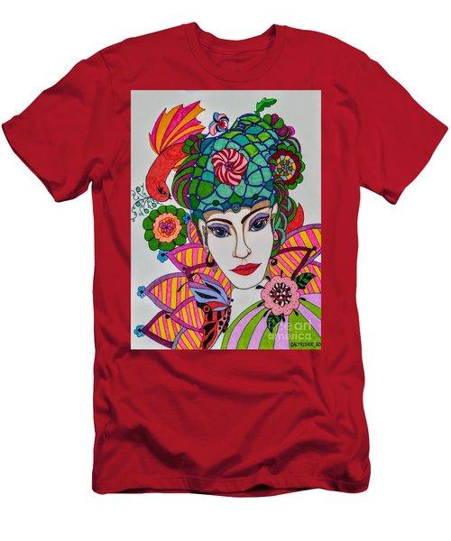 Pixie Girl Men's T-Shirt (Athletic Fit)