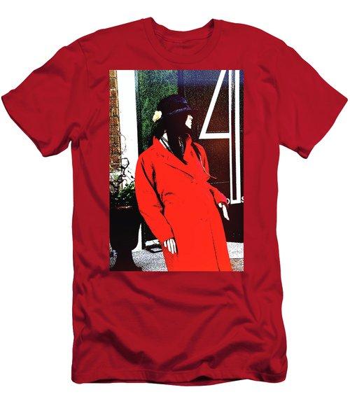 Plastic Chic Men's T-Shirt (Athletic Fit)