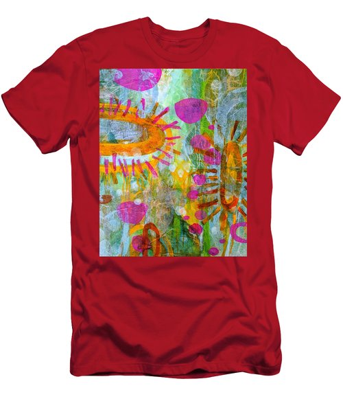 Playground In The Sea Men's T-Shirt (Athletic Fit)