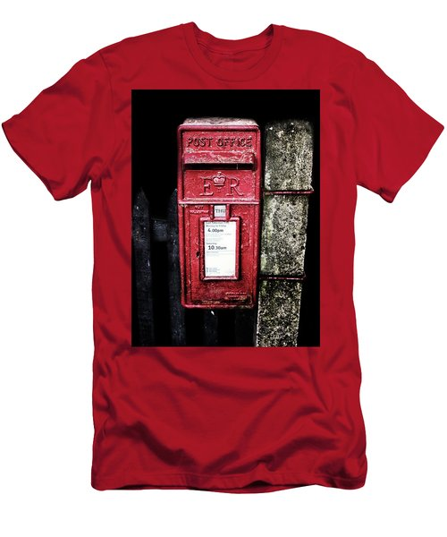 Post Box Men's T-Shirt (Athletic Fit)
