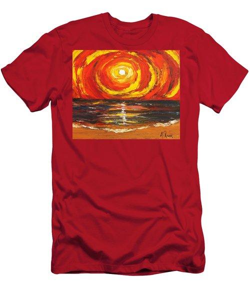 Power Source Men's T-Shirt (Athletic Fit)
