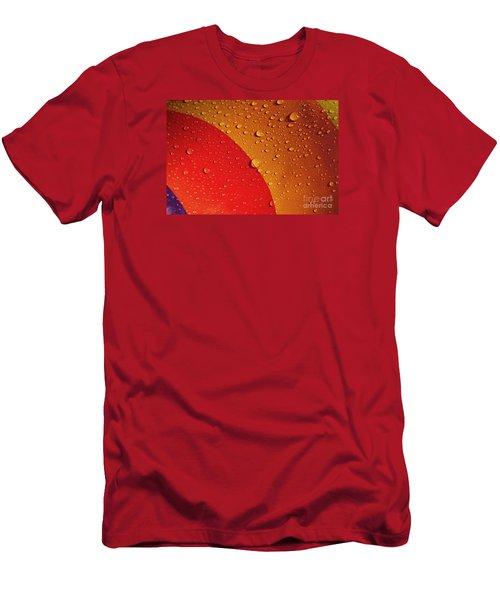 Precipitation Men's T-Shirt (Athletic Fit)