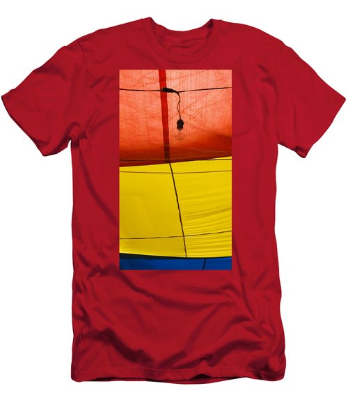 Primary Light Men's T-Shirt (Athletic Fit)