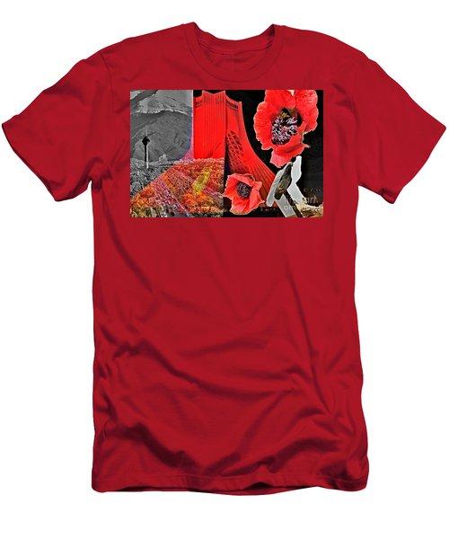 Pulse Men's T-Shirt (Athletic Fit)