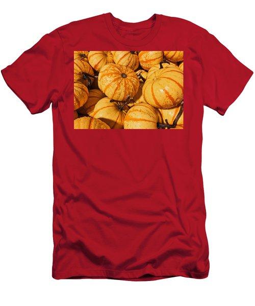 Pumpkin Harvest Men's T-Shirt (Athletic Fit)