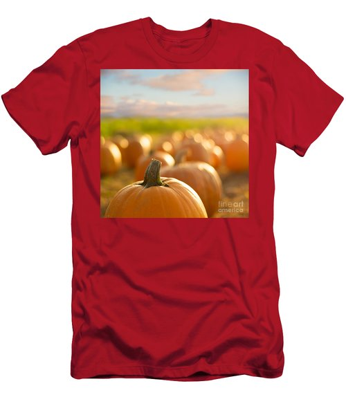 Pumpkin Patch Men's T-Shirt (Athletic Fit)