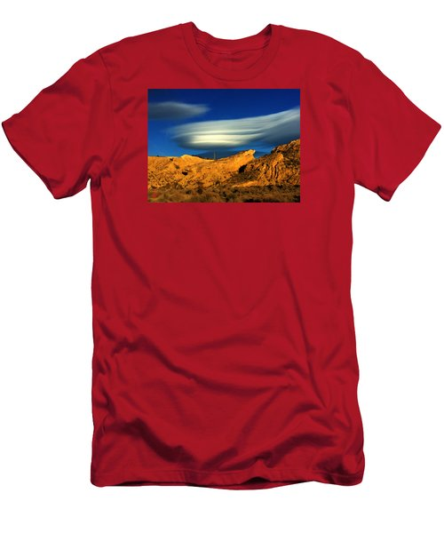 Pure Nature Spain  Men's T-Shirt (Slim Fit) by Colette V Hera Guggenheim