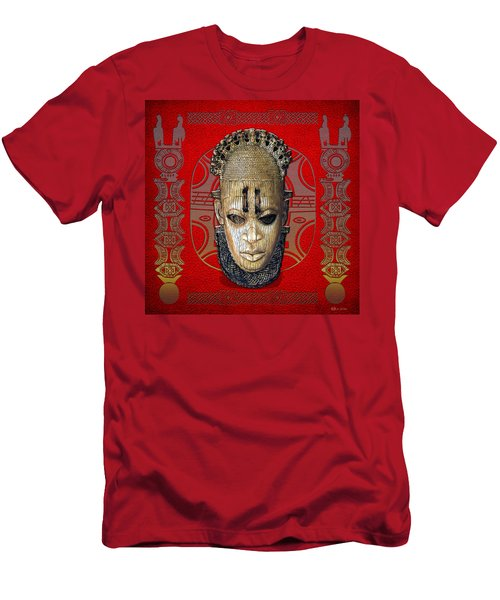 Queen Mother Idia  Men's T-Shirt (Athletic Fit)